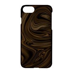 Abstract Art Apple Iphone 7 Hardshell Case by Simbadda