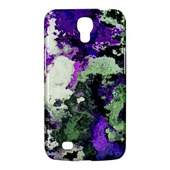 Background Abstract With Green And Purple Hues Samsung Galaxy Mega 6 3  I9200 Hardshell Case