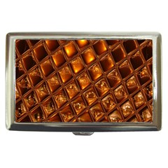 Caramel Honeycomb An Abstract Image Cigarette Money Cases by Simbadda