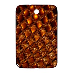 Caramel Honeycomb An Abstract Image Samsung Galaxy Note 8 0 N5100 Hardshell Case