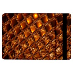 Caramel Honeycomb An Abstract Image Ipad Air Flip by Simbadda
