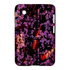 Abstract Painting Digital Graphic Art Samsung Galaxy Tab 2 (7 ) P3100 Hardshell Case