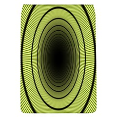 Spiral Tunnel Abstract Background Pattern Flap Covers (l)