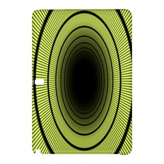 Spiral Tunnel Abstract Background Pattern Samsung Galaxy Tab Pro 12 2 Hardshell Case