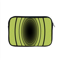 Spiral Tunnel Abstract Background Pattern Apple Macbook Pro 15  Zipper Case