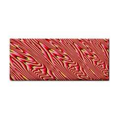 Abstract Neutral Pattern Cosmetic Storage Cases by Simbadda