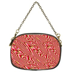 Abstract Neutral Pattern Chain Purses (one Side)  by Simbadda