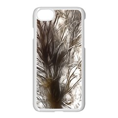 Tree Art Artistic Tree Abstract Background Apple Iphone 7 Seamless Case (white) by Nexatart
