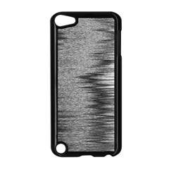 Rectangle Abstract Background Black And White In Rectangle Shape Apple Ipod Touch 5 Case (black) by Nexatart