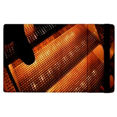 Magic Steps Stair With Light In The Dark Apple Ipad 3/4 Flip Case by Nexatart