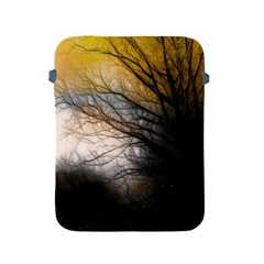 Tree Art Artistic Abstract Background Apple Ipad 2/3/4 Protective Soft Cases by Nexatart