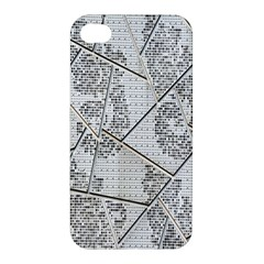 The Abstract Design On The Xuzhou Art Museum Apple Iphone 4/4s Premium Hardshell Case