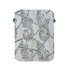 The Abstract Design On The Xuzhou Art Museum Apple Ipad 2/3/4 Protective Soft Cases by Nexatart