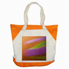Metallic Brush Strokes Paint Abstract Texture Accent Tote Bag by Nexatart