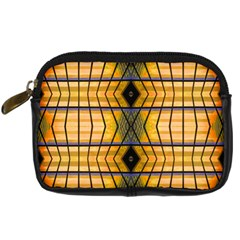 Light Steps Abstract Digital Camera Cases by Nexatart