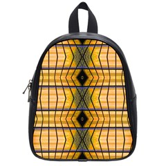 Light Steps Abstract School Bags (small)
