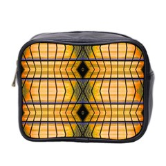 Light Steps Abstract Mini Toiletries Bag 2 Side by Nexatart