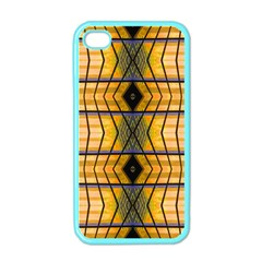 Light Steps Abstract Apple Iphone 4 Case (color) by Nexatart