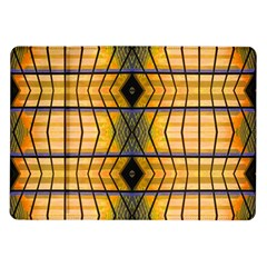 Light Steps Abstract Samsung Galaxy Tab 10 1  P7500 Flip Case by Nexatart