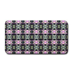 Colorful Pixelation Repeat Pattern Medium Bar Mats by Nexatart