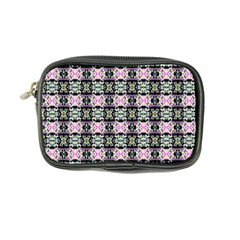 Colorful Pixelation Repeat Pattern Coin Purse by Nexatart