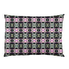 Colorful Pixelation Repeat Pattern Pillow Case (two Sides) by Nexatart