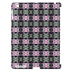 Colorful Pixelation Repeat Pattern Apple Ipad 3/4 Hardshell Case (compatible With Smart Cover) by Nexatart