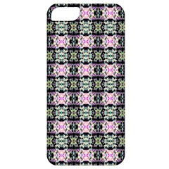 Colorful Pixelation Repeat Pattern Apple Iphone 5 Classic Hardshell Case by Nexatart