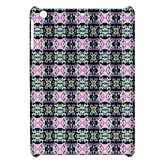 Colorful Pixelation Repeat Pattern Apple Ipad Mini Hardshell Case by Nexatart