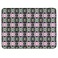 Colorful Pixelation Repeat Pattern Samsung Galaxy Tab 7  P1000 Flip Case by Nexatart