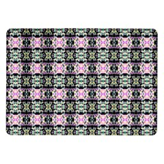 Colorful Pixelation Repeat Pattern Samsung Galaxy Tab 10 1  P7500 Flip Case by Nexatart