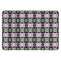 Colorful Pixelation Repeat Pattern Samsung Galaxy Tab 8 9  P7300 Flip Case by Nexatart