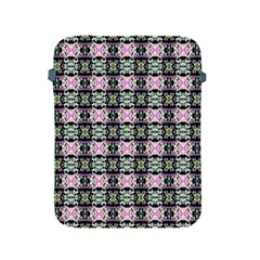 Colorful Pixelation Repeat Pattern Apple Ipad 2/3/4 Protective Soft Cases by Nexatart