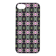 Colorful Pixelation Repeat Pattern Apple Iphone 5s/ Se Hardshell Case by Nexatart