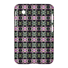 Colorful Pixelation Repeat Pattern Samsung Galaxy Tab 2 (7 ) P3100 Hardshell Case  by Nexatart