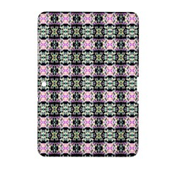 Colorful Pixelation Repeat Pattern Samsung Galaxy Tab 2 (10 1 ) P5100 Hardshell Case  by Nexatart