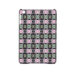 Colorful Pixelation Repeat Pattern Ipad Mini 2 Hardshell Cases by Nexatart
