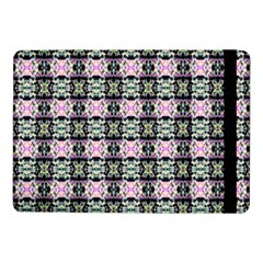 Colorful Pixelation Repeat Pattern Samsung Galaxy Tab Pro 10 1  Flip Case by Nexatart