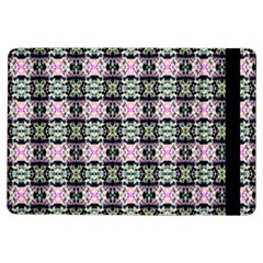 Colorful Pixelation Repeat Pattern Ipad Air Flip by Nexatart
