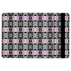 Colorful Pixelation Repeat Pattern Ipad Air 2 Flip by Nexatart