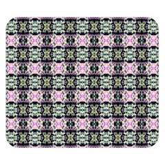 Colorful Pixelation Repeat Pattern Double Sided Flano Blanket (small)  by Nexatart