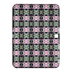 Colorful Pixelation Repeat Pattern Samsung Galaxy Tab 4 (10 1 ) Hardshell Case  by Nexatart