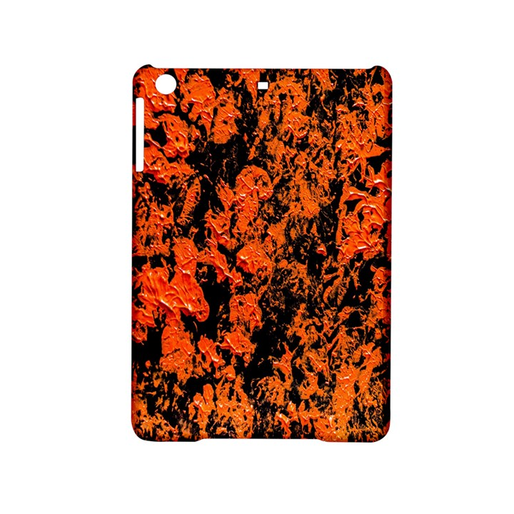 Abstract Orange Background iPad Mini 2 Hardshell Cases
