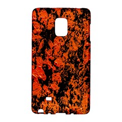 Abstract Orange Background Galaxy Note Edge by Nexatart