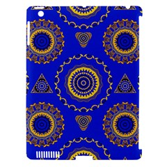 Abstract Mandala Seamless Pattern Apple Ipad 3/4 Hardshell Case (compatible With Smart Cover) by Nexatart
