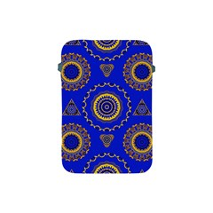Abstract Mandala Seamless Pattern Apple Ipad Mini Protective Soft Cases by Nexatart