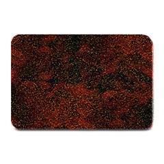 Olive Seamless Abstract Background Plate Mats by Nexatart