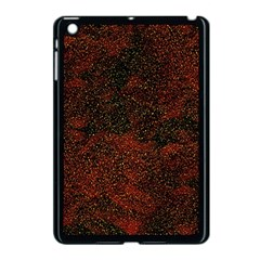 Olive Seamless Abstract Background Apple Ipad Mini Case (black) by Nexatart