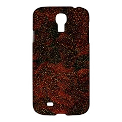 Olive Seamless Abstract Background Samsung Galaxy S4 I9500/i9505 Hardshell Case by Nexatart