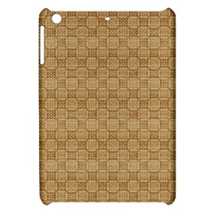 Chess Dark Wood Seamless Apple Ipad Mini Hardshell Case by Mariart